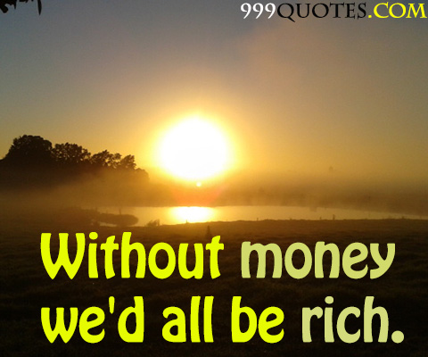 how to become rich without money